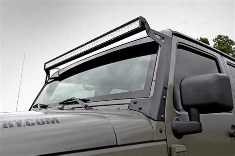 50 inch cree led windshield light bar kit 2007