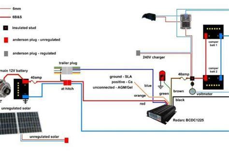 image result for 12v cer trailer wiring diagram