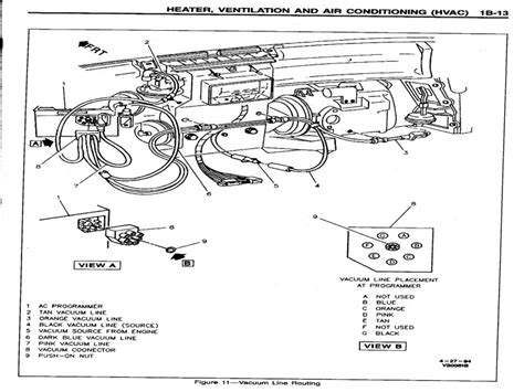Corvette Air Conditioning Diagram Wiring Forums