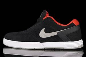 Nike SB P-Rod 6 'Black/Medium Grey' at Premier | SneakerFiles