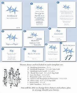 warm beach wedding invitation templates With free printable beach themed wedding invitations
