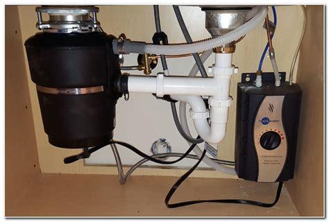 under sink garbage disposal installing under sink garbage disposal sink and faucet
