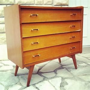 Commode Vintage Pas Cher : meubles vintage la maison yummy yo ~ Teatrodelosmanantiales.com Idées de Décoration