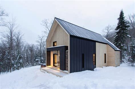 Nid Scandinave Dans Charlevoix  Sophie Ouimet Architecture