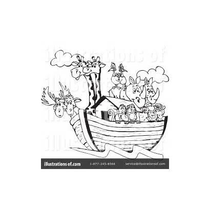 Ark Clipart Noahs Illustration Designs Holmes Dennis