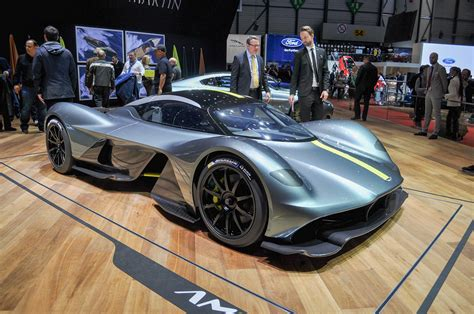 Aston Martin Valkyrie Seats Will Be Custom Tailored For