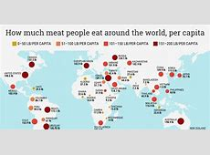 Countries that eat the most meat Business Insider