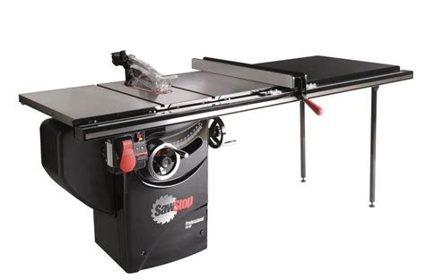 Sawstop Cabinet Saw Dimensions by Sawstop Pcs31230 Tgp252 3 Hp Professional Cabinet Saw