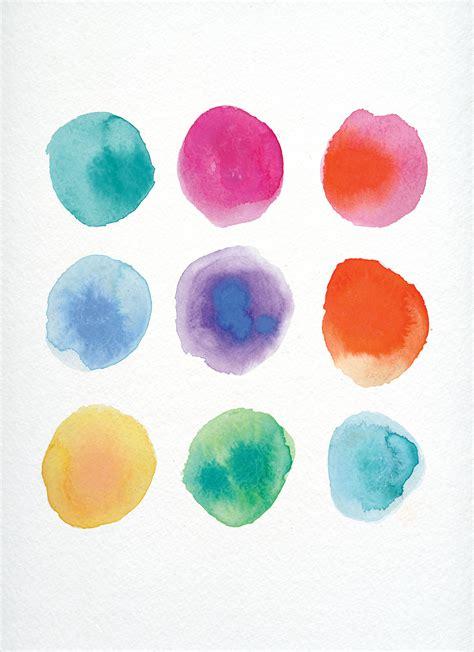 Watercolor textures Creative Market on Behance