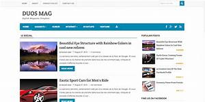top 30 best free responsive blogger templates 2018 colorlib With how to create blogspot template
