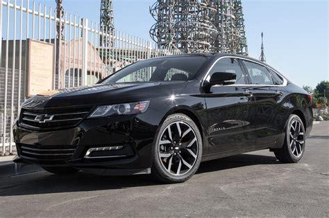 Chevrolet Impala 2016 Review by 2016 Chevrolet Impala Ltz V6 Test Review