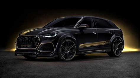 Audi RS Q8 by Manhart takes it to the extreme - SlashGear