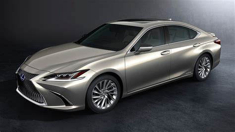 news  lexus es  beijing debut