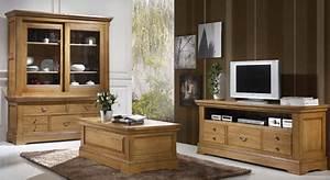 table salle a manger ceramique 13 meuble bois massif With photo de meuble de cuisine 16 meuble bois massif salon et sejour buffet enfilade bahut