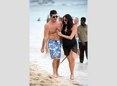 Simon Cowell Expecting a Baby With Friend's Wife Lauren