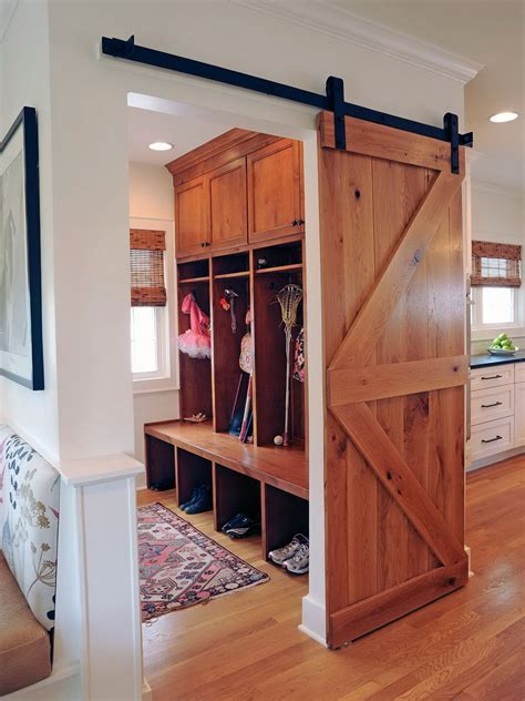 Laundry And Mudroom Combo