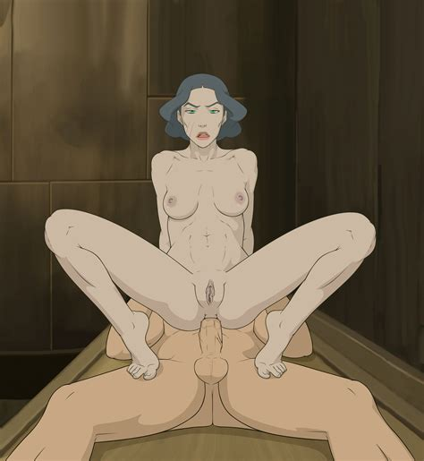 Rule 34 1girl Anal Anaxus Avatar The Last Airbender Balls Breasts Feet Lin Bei Fong Nipples