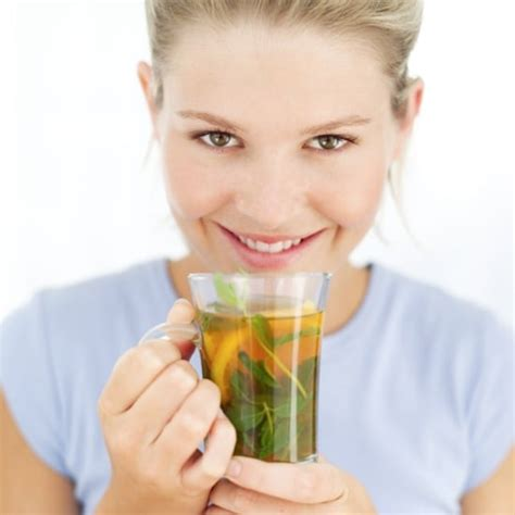 How To Make Your Own Herbal Tea Popsugar Fitness