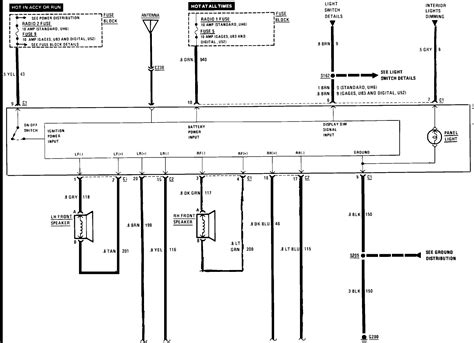 1989 Chevy Wiring Diagram by Do You A Radio Wiring Diagram For A 1989 Chevy