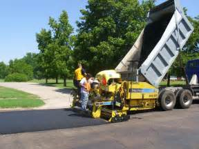 Asphalt Road Paving Equipment