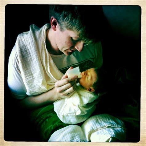 Breastfeeding Sophie Is