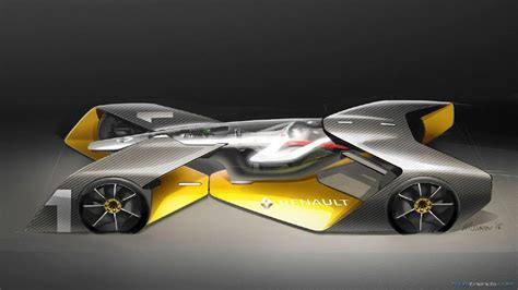 renault f1 concept renault reveals future of f1 in rs 2027 vision concept
