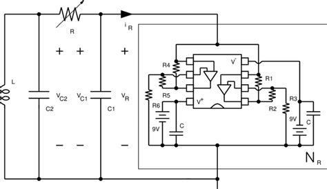 Practical Realization Chua Circuit Using Eight Pin