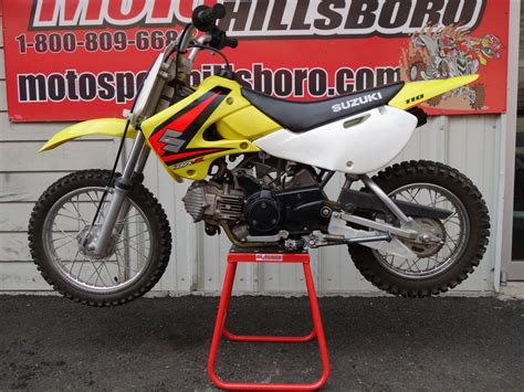 Suzuki Drz 110 For Sale by Drz 110 Motorcycles For Sale