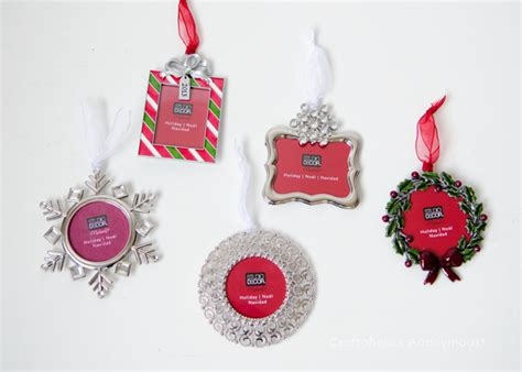 picture frame ornaments crafts
