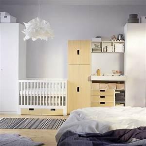 Aménager Chambre Bébé Dans Chambre Parents : am nager un coin b b dans une chambre parentale nos 4 ~ Zukunftsfamilie.com Idées de Décoration