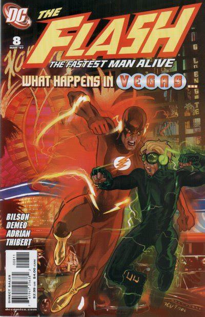 flash  fastest man alive vol   dc