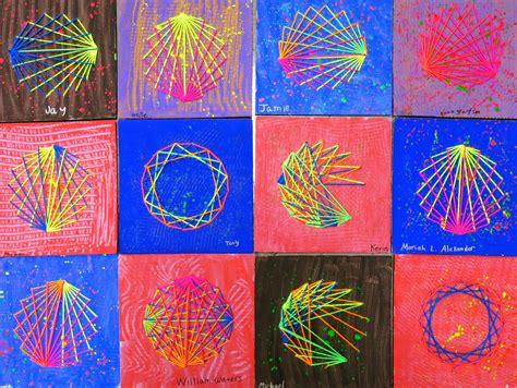 cassie stephens   art room dot day ideas