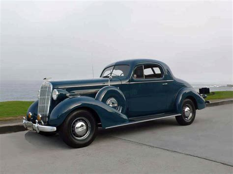 1936 Buick Limited Information And Photos Momentcar
