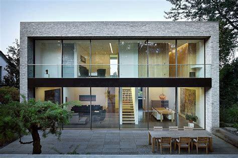 Moderne Häuser In Düsseldorf by Wohnhaus Am Hang Ddj Architekten Interessantes