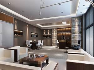 29 Fantastic Executive Office Decorating Ideas