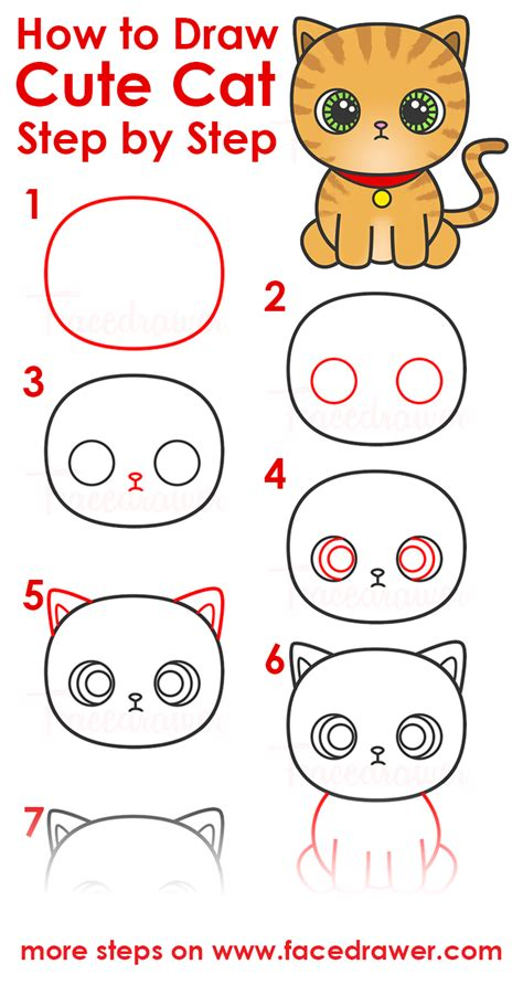 learn   draw cat today   learn   draw