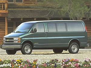 1998 Chevrolet Express 1500 Reviews  Specs And Prices
