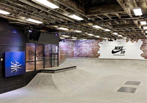 Nike Sb Garage Indoor Skatepark Opening Complex