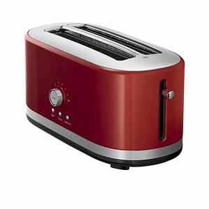 Kitchen Aid Toaster : kitchenaid 4 slice toaster empire red fast shipping ~ Yasmunasinghe.com Haus und Dekorationen