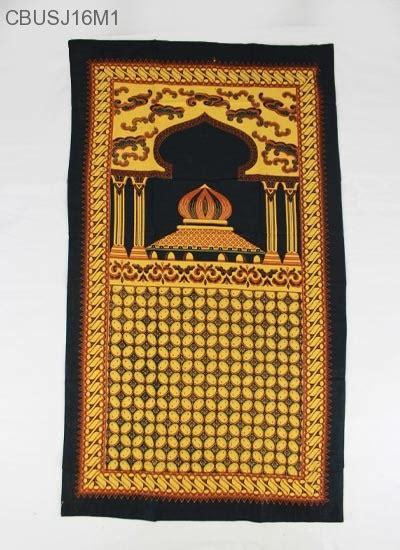 sajadah batik motif etnik sajadah murah batikunikcom
