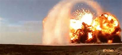 Tnt Explosion Shock Wave Cool Tons Tonnes
