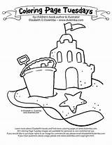 Sandcastle Coloring Drawing Sand Tuesday Dulemba Castle Beach Pages Sandbox Cliparts Draw Sandcastles Building Clipart Tire Box Getdrawings Library Guys sketch template