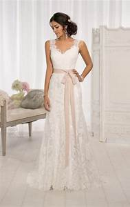 Wedding dresses modern vintage wedding dresses essense for Modern vintage wedding dresses