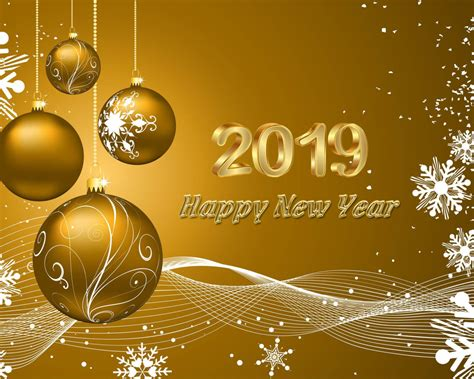 happy   year wishes gold greeting card quotes