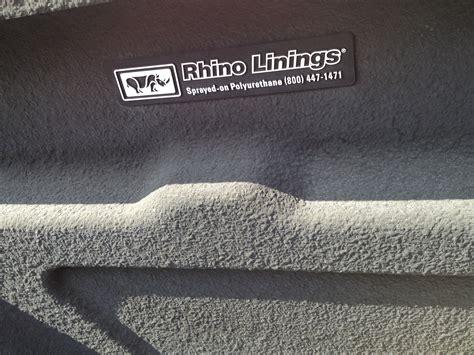 reflex  rhino  linex spray  bedliner cost