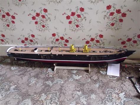 Warrior Billing Boats by Hms Warrior Modelbouwforum Nl