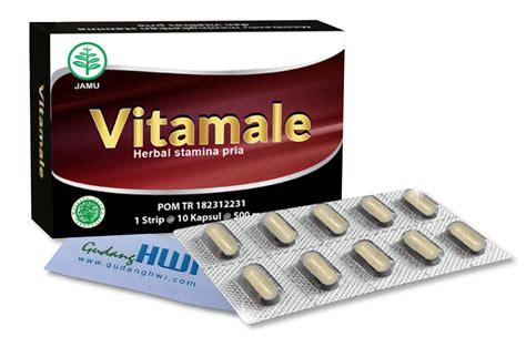 Vitamale Kemasan Blister vitamale hwi 100 original garansi uang kembali gudang
