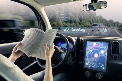 Autonomous Driving How Far Away Is The Future Of