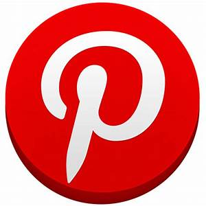 Pinterest Icon Png Transparent | www.imgkid.com - The ...