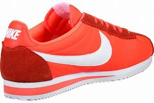 Nike Classic Cortez 15 Nylon W shoes orange neon